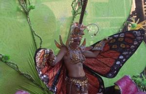 Februar - Karneval auf Teneriffa