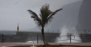 Sturm in Los Gigantes 04.03.2013