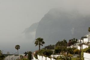 Calima - Nebel vor den Giganten