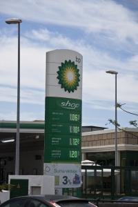 Benzinpreise Teneriffa