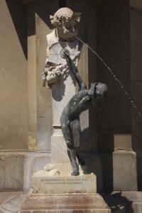 Brunnen in der Innenstadt