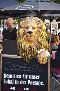 Löwenbräu oder Hundeschwanz?