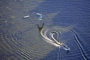 Wake Boarding auf dem Olympiasee