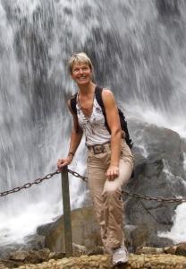 Sapa - Wasserfall