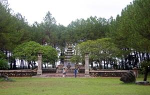Kaiser Grabanlage