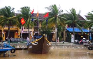 Hoi An - am Fluss