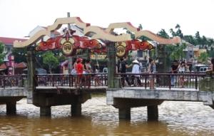 Hoi An - Brücke