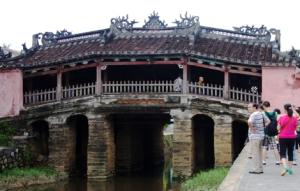 Hoi An - japanische Brücke
