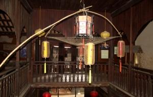 Hoi An - altes Haus in japanischer und chinesischer Architektur
