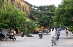 Hoi An - Straße