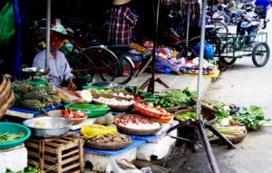 Hoi An - Markt