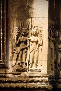 Angkor Wat - Relief