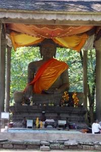 Buddha - Angkor Thom