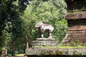 Elefant - Angkor Thom