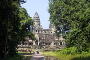 Oktober - Kambodia Angkor Wat