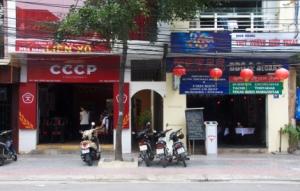 CCCP und Texas