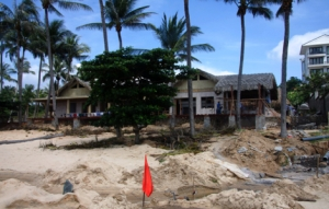 überall an der Küste entstehen neue Ressorts