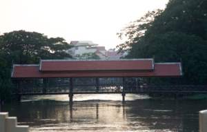 Siem Reap - Fluss
