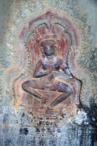 Relief - Angkor Wat