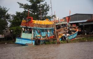 Mekongschiff