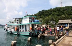 An Thoi - Hafen - Phu Quoc