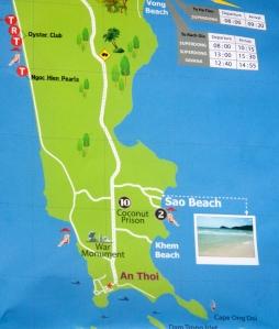 Phu Quoc - die Südspitze