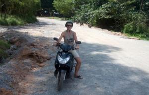 Phu Quoc - mit Scooter unterwegs