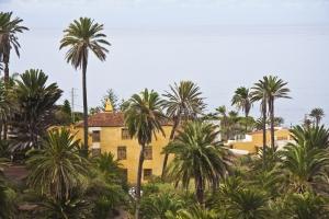 Wanderweg an der Küste - Mirador San Pedro