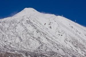 Dezember - Teneriffa - Wandern im Schnee