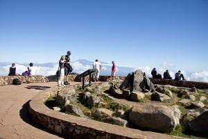 auf dem Dach von La Gomera - der Garajonay