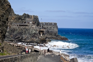 Castillo del Mar in Vallehermoso - La Gomera