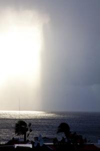 Lichtspiele über dem Atlantik