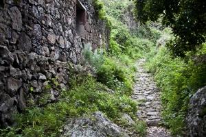 Ruinen von Cuevas Negras