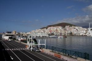 Hafen Los Christianos