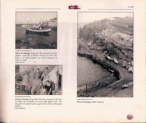 Puerto Santiago - damals ein Fischderdorf und heute eine Touristenstadt