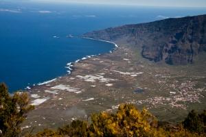 El Golfo - Blick vom Malpaso
