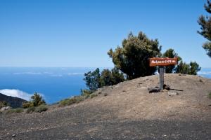 Malpaso - der Gipfel
