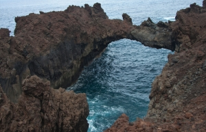 Arco de la Tosca - das größte Felstor auf der Insel