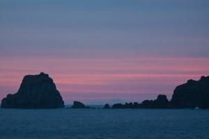 Sonnenuntergang - las Puntas