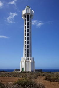 La Bombilla - Leuchtturm