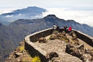 Roque de Los Muchachos - Mirador