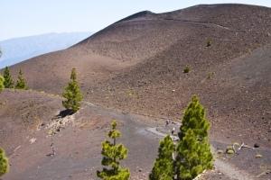 Wanderweg um die Vulkane