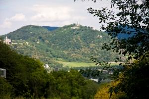 JUNI - Schönes Wetter im Rheintal