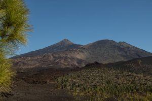 Wanderung unterhalb des Teide Nationalparks