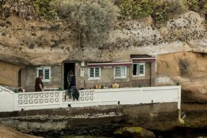 Haus im Fels - Haus aus Fels
