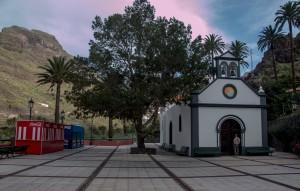 Valle Gran Rey - Ermita de los Reyes