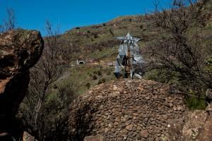 Valle Gran Rey  -Mirador