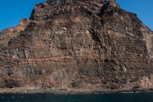 Valle Gran Rey - Felsen