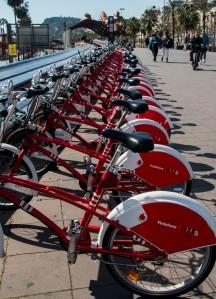 Mieträder - überall in der City