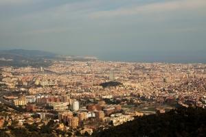 Blick über die Metropole